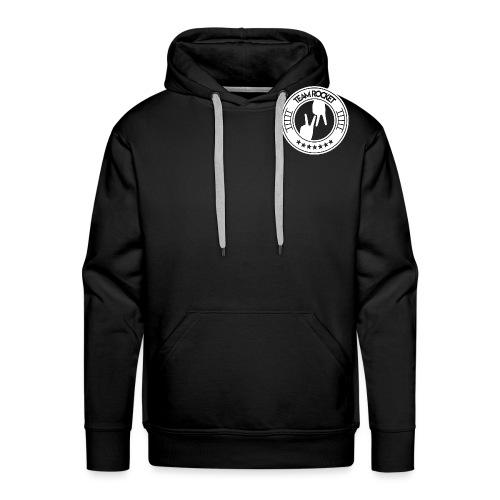 TEAM ROCKET BLANC - VapeNaysh - Sweat-shirt à capuche Premium pour hommes