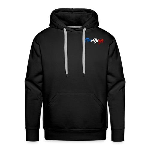 TwoBoys version France - Sweat-shirt à capuche Premium pour hommes