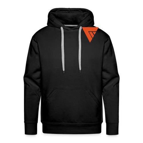 Logo Team Mutation - Sweat-shirt à capuche Premium pour hommes