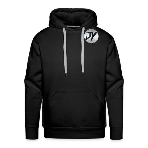 Logo Officiel - Sweat-shirt à capuche Premium pour hommes