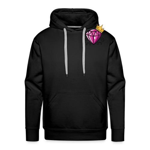 DIAMOND BASICS - Sweat-shirt à capuche Premium pour hommes