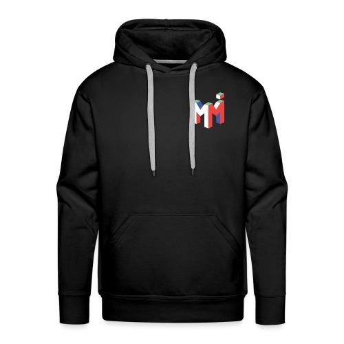MMIbdx - Sweat-shirt à capuche Premium pour hommes