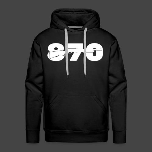 870er w - Männer Premium Hoodie