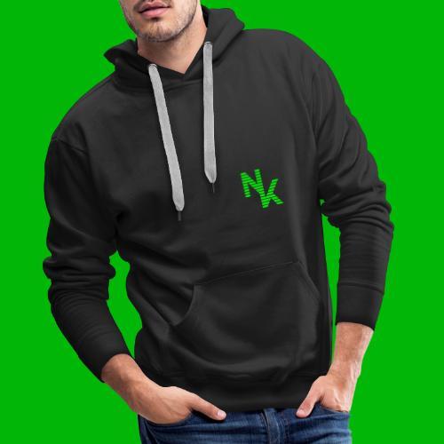 myNiKa LOGO - Männer Premium Hoodie
