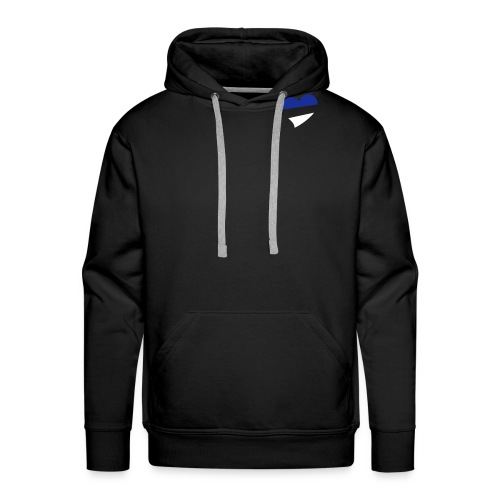 Men's Heart T Shirt - Men's Premium Hoodie