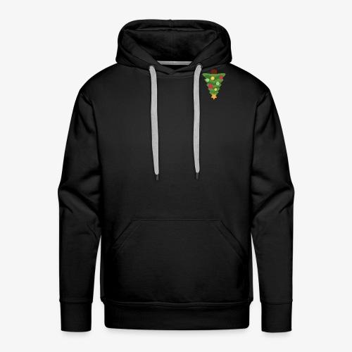 kerstboom_DOETHETNOG - Mannen Premium hoodie