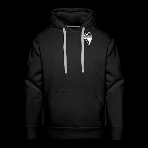 Eyesberg Tshirt Noir - Sweat-shirt à capuche Premium pour hommes
