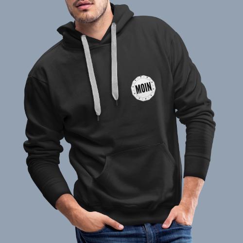 Moin - typisch emsländisch! - Männer Premium Hoodie