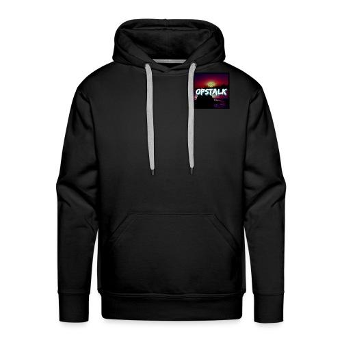OpsTalk Logo - Men's Premium Hoodie