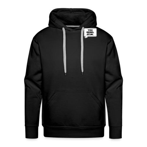 Rebel Scum - Mannen Premium hoodie