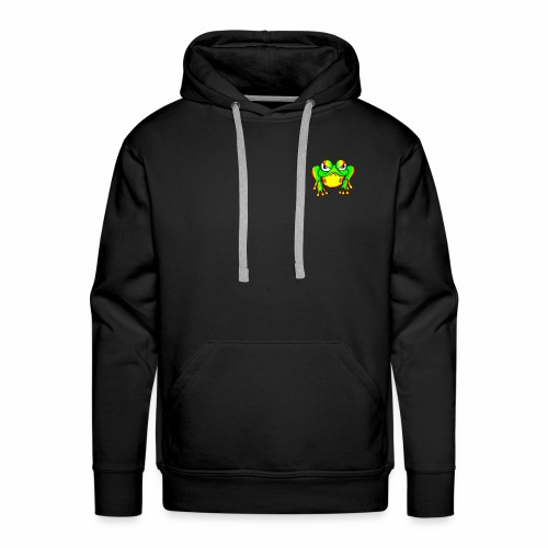Boze kikker - Mannen Premium hoodie