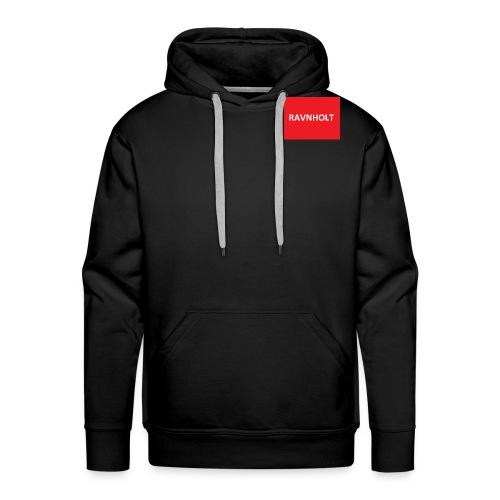 Ravnholt - Herre Premium hættetrøje
