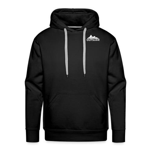 EXTÉRIEUR - Grandir - Sweat-shirt à capuche Premium pour hommes