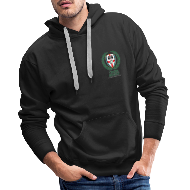 "Trier Rugby ""Love Hurts"" Collection - Männer Premium Hoodie"