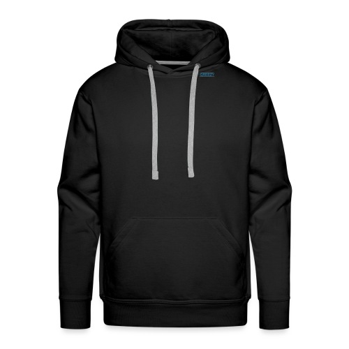 GREEZY MERCH LOGO - Men's Premium Hoodie