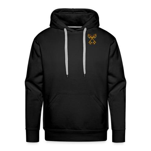 Sweat Membre SDP (Avec votre prénom) - Sweat-shirt à capuche Premium pour hommes
