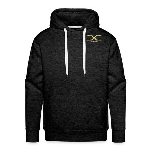 Triple Cross - Men's Premium Hoodie