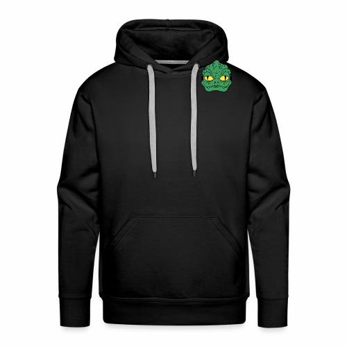 Lezarman Head - Sweat-shirt à capuche Premium pour hommes