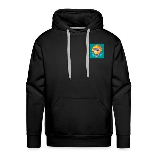 badge 2019 - Sweat-shirt à capuche Premium pour hommes
