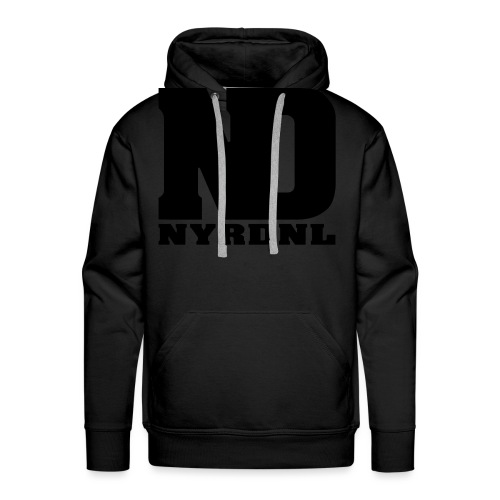 NYRDNL Basic - Mannen Premium hoodie