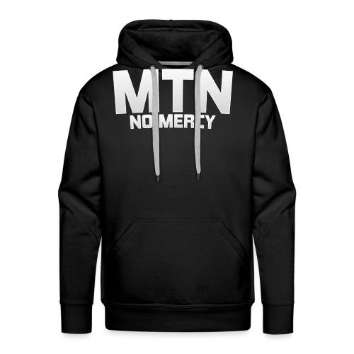 No Mercy by MTN - Men's Premium Hoodie