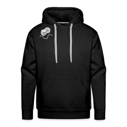 Dice - Symbols of Happiness - Men's Premium Hoodie