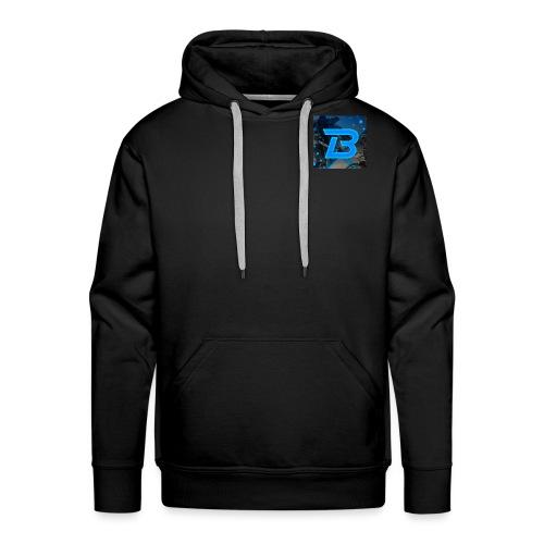 Bloucool - Sweat-shirt à capuche Premium pour hommes