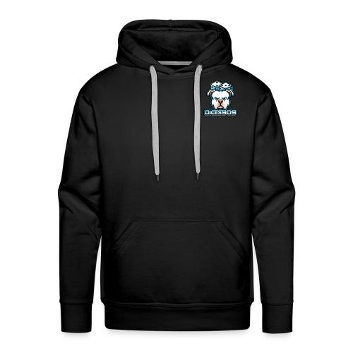 DICES909 V2 - Mannen Premium hoodie