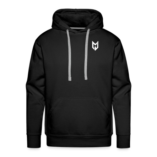 Jente Michels LOGO - Mannen Premium hoodie