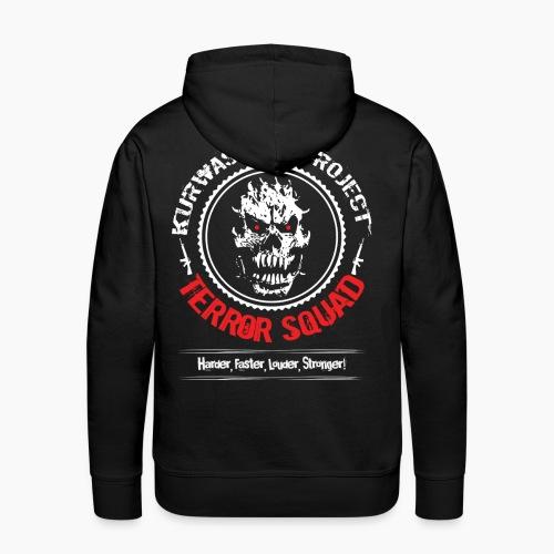 Kurwastyle Project - Terror Squad - Men's Premium Hoodie