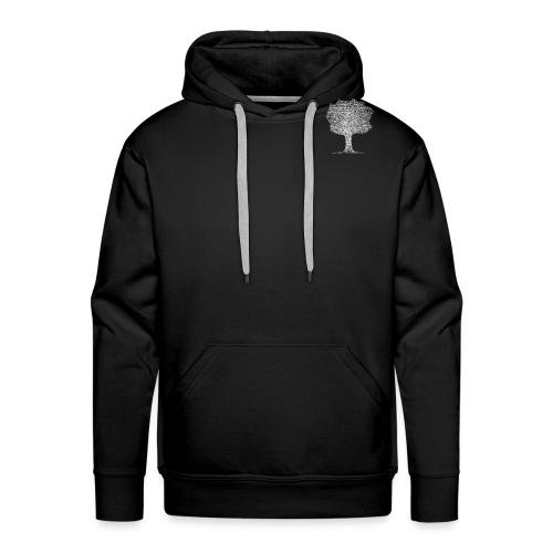 FEEL IRIE WHITE LINES - Männer Premium Hoodie