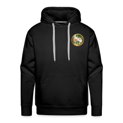 EcoBDG - Sweat-shirt à capuche Premium pour hommes