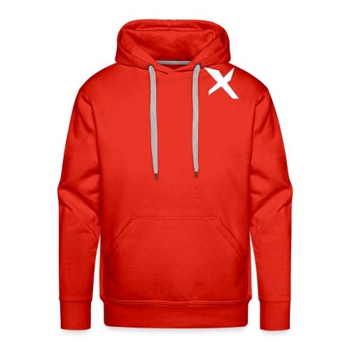X-v02 - Sudadera con capucha premium para hombre
