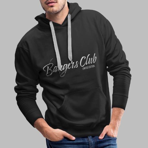 Bangers Club Limited Edition - Männer Premium Hoodie