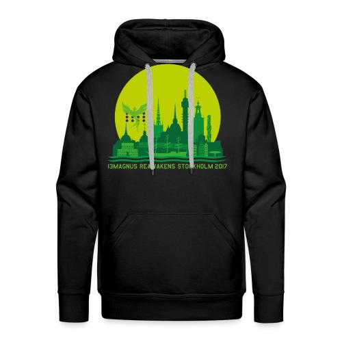 13MAGNUS STOCKHOLM GLOBE - Men's Premium Hoodie
