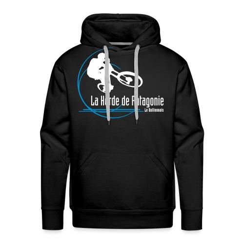 H2P Official - Sweat-shirt à capuche Premium pour hommes