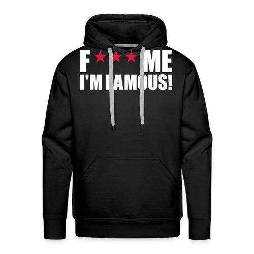 FMIF - Sweat-shirt à capuche Premium pour hommes