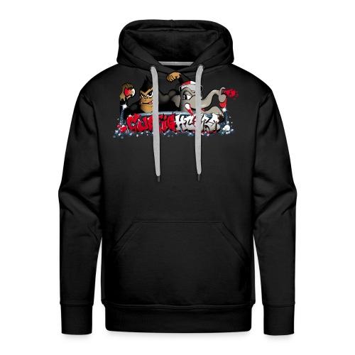 Cupfighters Rotterdam - Mannen Premium hoodie