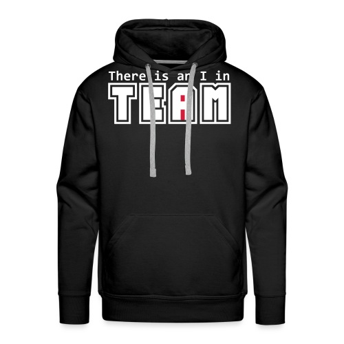 Équipe I - Sweat-shirt à capuche Premium pour hommes