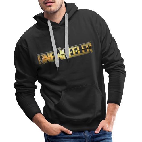 The OneWheeler Walking - Herre Premium hættetrøje