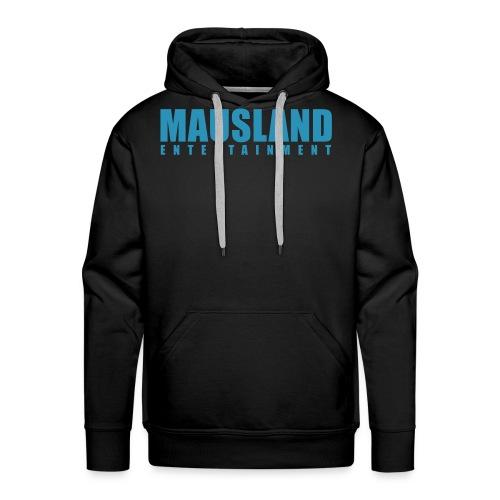mausland entertainment - Männer Premium Hoodie