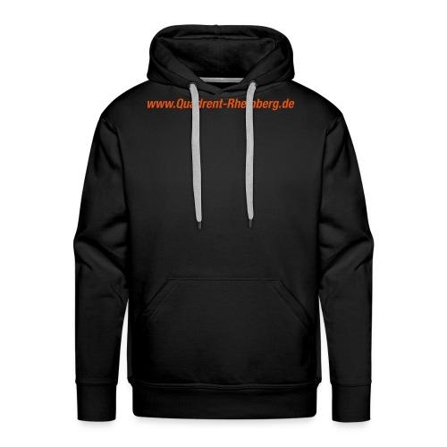 internet quadrent - Männer Premium Hoodie