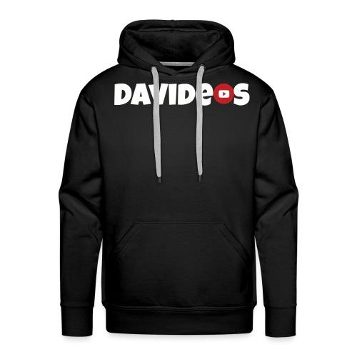 Davideos Kleding - Mannen Premium hoodie