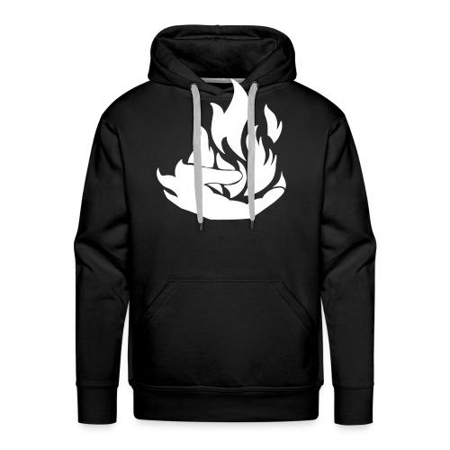 Flamekeeper logo - Mannen Premium hoodie