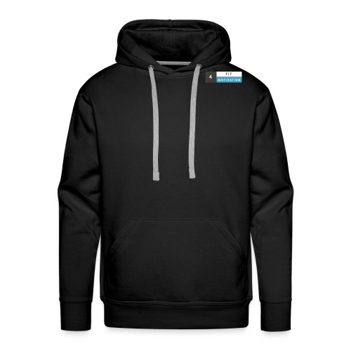 Fit 4 Motivation - Männer Premium Hoodie