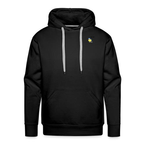 Blue tit - Mannen Premium hoodie