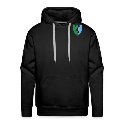 FC Ulzburg Logo - Männer Premium Hoodie