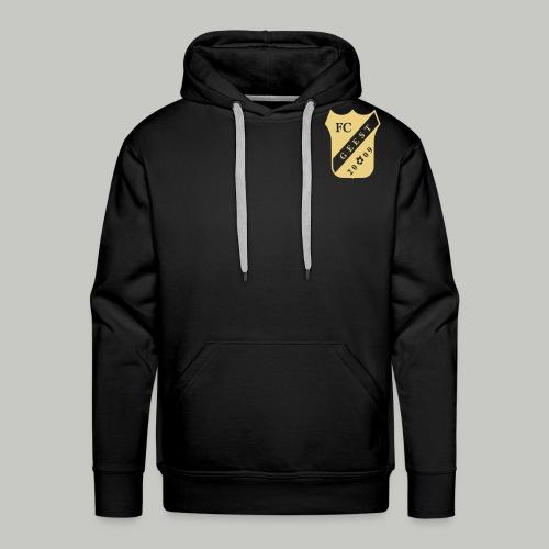 geest logo - Männer Premium Hoodie