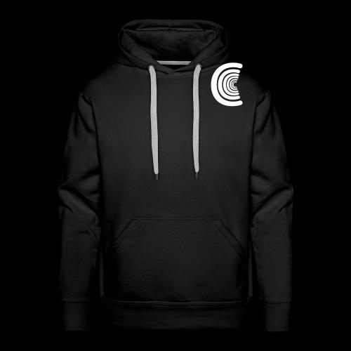calm logo - Men's Premium Hoodie
