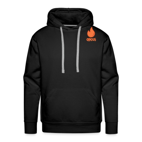 Odious Fire - Mannen Premium hoodie